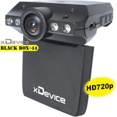 Видеорегистратор xDevice BlackBox-44