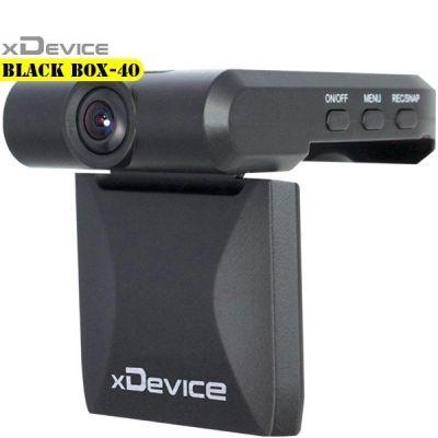 Видеорегистратор xDevice BlackBox-40