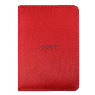 "Чехол Port Designs Phoenix II Universal Red 7"" 201186"