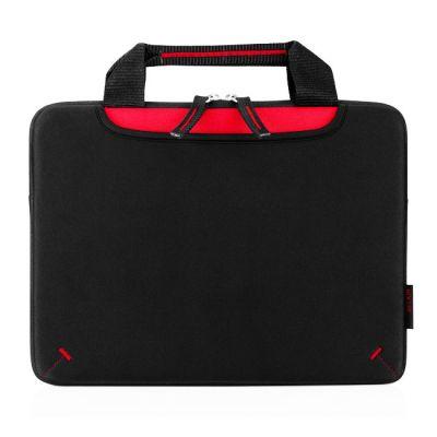 Сумка Belkin 10.2'' Netbook Sleeve with handles, Black/Red F8N335cw011