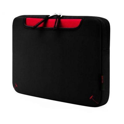 """Сумка Belkin 10.2"""" Netbook Storage Sleeve, Black/Red F8N185ea011"""