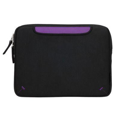"""Сумка Belkin 10.2"""" Netbook Storage Sleeve, Jet/Royal Lilac F8N185ea088"""