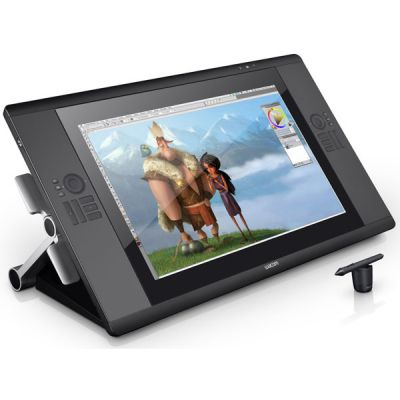 Графический планшет Wacom Cintiq 24HD touch DTH-2400
