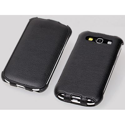 ����� Yoobao Lively leather case for Samsung Galaxy S3 i9300 (Black)
