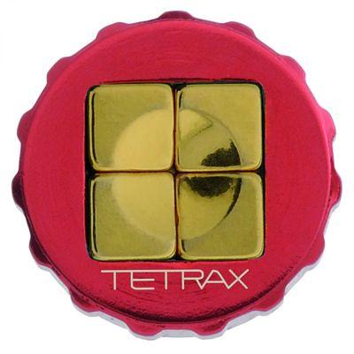 Автомобильный держатель Tetrax Fix Red