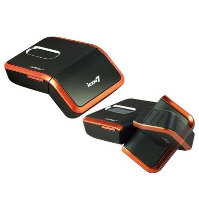 ���� ������������ Icon7 Twister 1000 Black-Orange