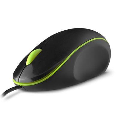 Мышь проводная Icon7 Q7 Black