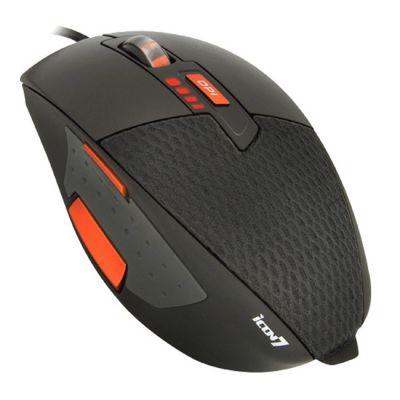 Мышь проводная Icon7 Z500 Black