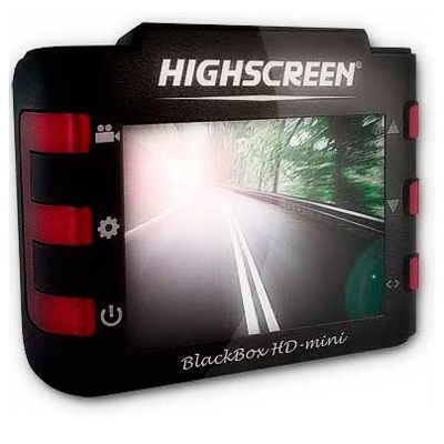Видеорегистратор Highscreen Black Box HD-mini-plus