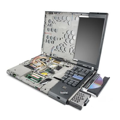 Ноутбук Lenovo ThinkPad R61 NA0NDRT