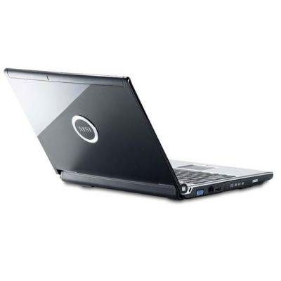 Ноутбук MSI PR200-095 Silver-Black