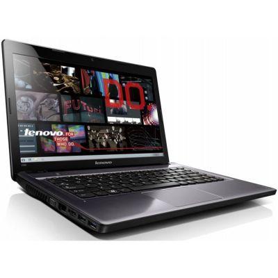 Ноутбук Lenovo IdeaPad Z480 Grey 59337964 (59-337964)