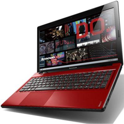 Ноутбук Lenovo IdeaPad Z580 Red 59339311 (59-339311)