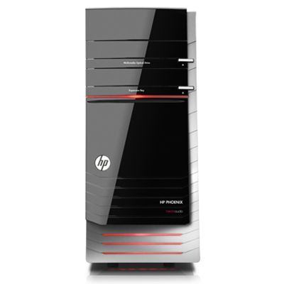 Настольный компьютер HP Pavilion h9-1100er Phoenix H1G86EA