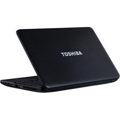 Ноутбук Toshiba Satellite C850-BLK PSKC8R-066010RU