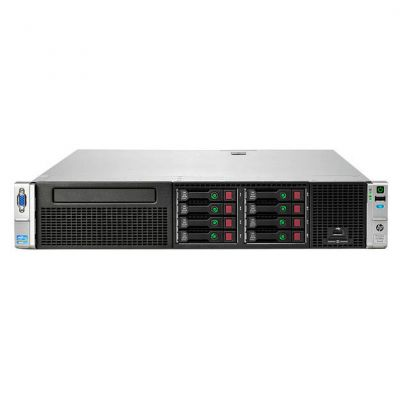 Сервер HP ProLiant DL380e Gen8 E5-2403 648256-421
