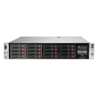 Сервер HP ProLiant DL380p Gen8 2xE5-2650 642106-421