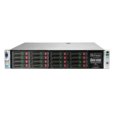 Сервер HP ProLiant DL380p Gen8 Special E5-2620 470065-655