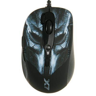 ���� ������������ A4Tech XL-760H USB (BLUE MASK)