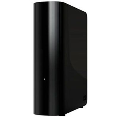 "Внешний жесткий диск Western Digital My Book AV 3.5"" 1000Gb USB2.0 WDBABT0010HBK-EESN"