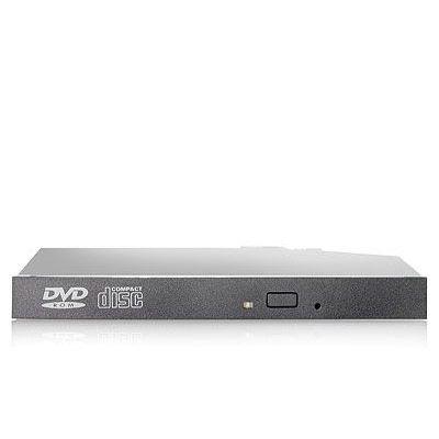 HP Оптический привод 12.7mm Slim SATA DVD-ROM JackBlack 652232-B21