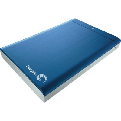"������� ������� ���� Seagate 2.5"" 500Gb USB 3.0 blue STBU500202"