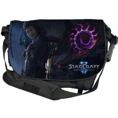 ����� Razer StarCraft II Zerg Edition Messenger Bag RC21-00270201-R3M1