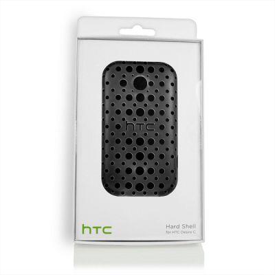 Чехол HTC прозрачный для Desire C (HC C780)