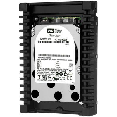 "������� ���� Western Digital VelociRaptor 250GB 10000RPM 64MB SATA-III 3,5"" WD2500HHTZ"