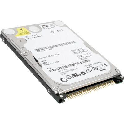 Жесткий диск Western Digital Scorpio Blue 120GB 5400RPM 8MB UDMA-100 Mobile WD1200BEVE