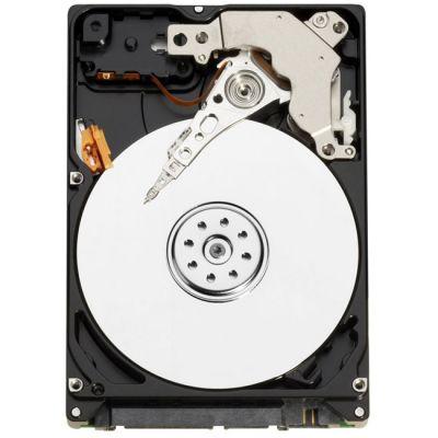 Жесткий диск Western Digital Scorpio Blue 1000GB 5400RPM 16MB SATA-II 300 Mobile AV-25 WD10JUCT