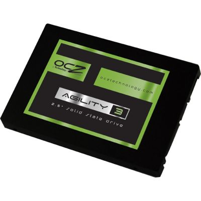 "SSD-диск OCZ SSD 2,5"" SATA-III Agility 3 180GB AGT3-25SAT3-180G"