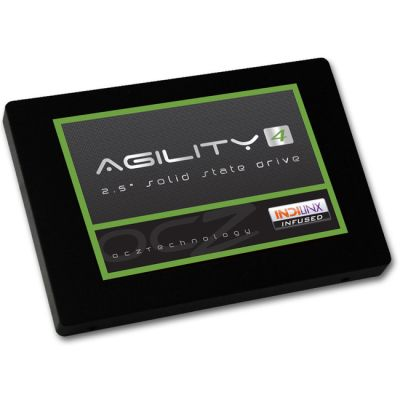 "������������� ���������� OCZ SSD 2,5"" SATA-III Agility 4 64GB AGT4-25SAT3-64G"
