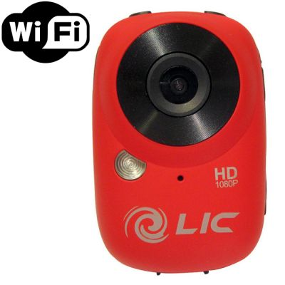 ���� ������ Liquid Image LIC727 Ego R HD1080P Wi-Fi (Red)