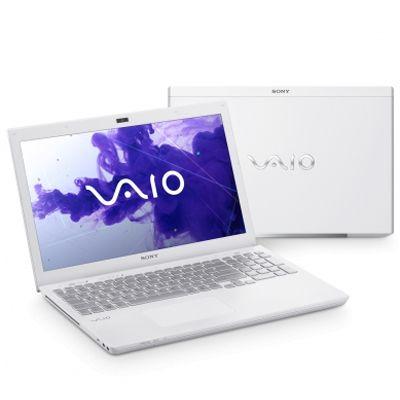 Ноутбук Sony VAIO SV-S1511F4R/W
