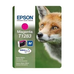 ��������� �������� Epson �������� T1283 (magenta) ��� S22/SX125 C13T12834011