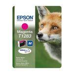 Картридж Epson T1283 Magenta/Пурпурный (C13T12834011)