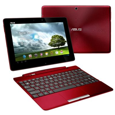 Планшет ASUS Transformer Pad TF300TG 32Gb 3G dock Red 90OK0JB5103850W