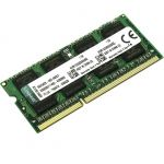 Оперативная память Kingston sodimm 8GB 1333MHz DDR3 Non-ECC CL9 KVR1333D3S9/8G