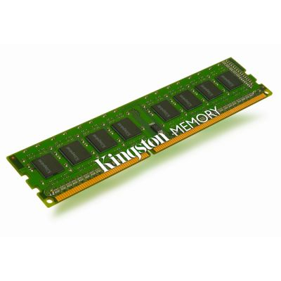 Оперативная память Kingston dimm 2GB 1333MHz DDR3 Non-ECC CL9 Single Rank KVR1333D3S8N9/2G