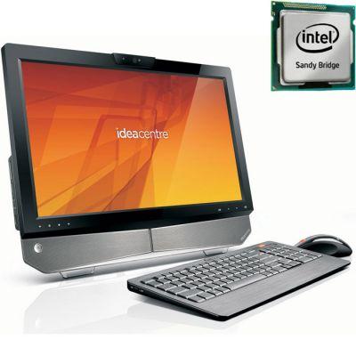 Моноблок Lenovo IdeaCentre B520e1-i32124G500B 57307030 (57-307030)