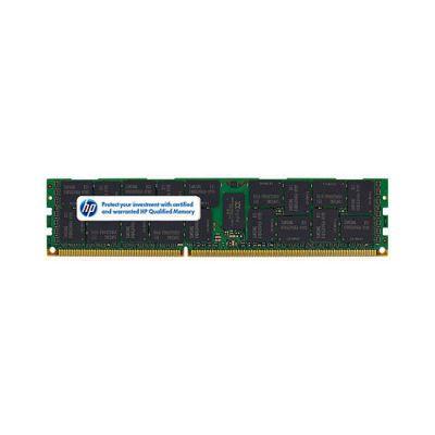 Оперативная память HP 16GB (1x16GB) 2Rx4 PC3L-10600R-9 Low Voltage Registered dimm 647901-B21