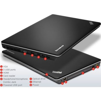 Ноутбук Lenovo ThinkPad Edge E530 NZQDZRT
