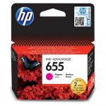 Картридж HP 655 Magenta/Пурпурный (CZ111AE)