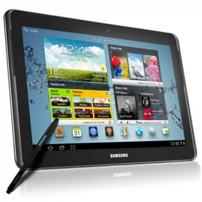 ������� Samsung Galaxy Note 10.1 N8000 64Gb 3G (Gloss White) GT-N8000ZWFSER