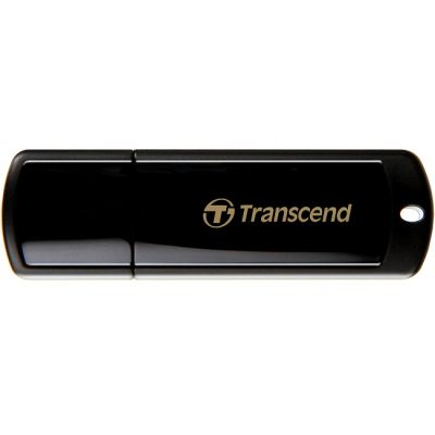 Флешка Transcend 64GB JetFlash 350 черный TS64GJF350