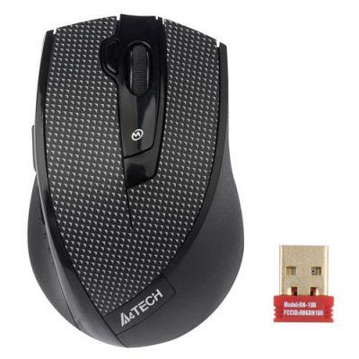 Мышь беспроводная A4Tech G10-730-1 USB Black