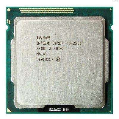 Процессор Intel Core i5-2500 LGA 1155, OEM SR00T
