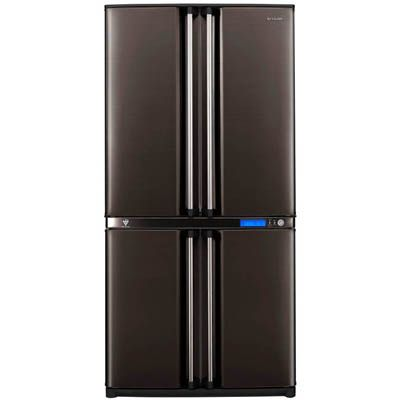 Холодильник Sharp SJ-F91SPBK