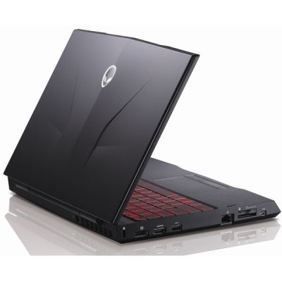 Ноутбук Dell Alienware M14x Black M14x-2879